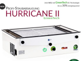 Prof. Bordsutsug HURRICANE II GREENTECH Made in Germany