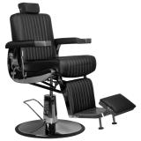Barber Chair LINO i svart