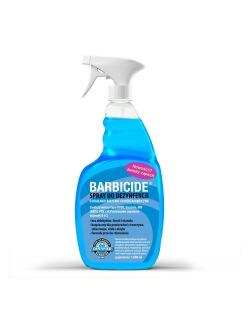 BARBICIDE spray för desinficering av alla ytor 1000 ml - BARBICIDE spray för desinficering av alla ytor 1000 ml