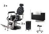 Paketpris Barber Salon ANTOINE med 6 produkter