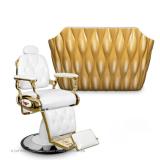 Paketpris VIP Receptiondisk SOPHIA & Barber Behandlingsstol VIP