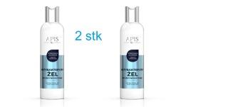 2 x APIS Gel för HUDdesinfektion 600ml - 2 x APIS Gel för HUDdesinfektion 600ml