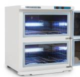 DUBBLE Handduksvärmare 32L med UV Sterilisation