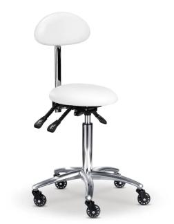 Arbetsstol GALA med Speedhjul - Arbetsstol GALA med Speedhjul