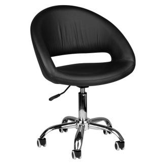 Arbetsstol SALLY i svart 40 - 53cm Sätes höjd - Arbetsstol SALLY i svart 40 - 53cm Sätes höjd