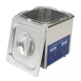 Ultraljudsrengörings Sterilisator rostfritt stål 2 liter