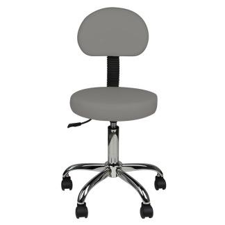 Arbetsstol AMS 40-55cm höjden grå - Arbetsstol AMS 40-55cm höjden grå