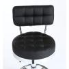 Arbetsstol RIFFEL II svart höjden: 40 - 56cm