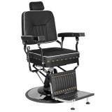 Barber Chair COLT med nitar Höjd: 56-70cm