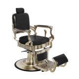 Barber Chair SATIN guld