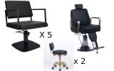 Salong A med 8 Produkter