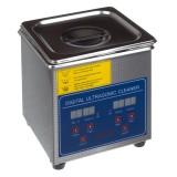 Ultraljudsrengörings Sterilisator rostfritt stål 1,3 liter 50W - SMALL