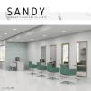 Arbetsplats Spegel SANDY Made in Europe