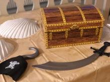Tema: Pirater - Skattkista