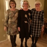 tre damer
