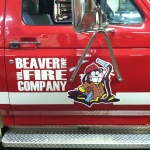 Beaver Township Fire Department Vehicle Graphics