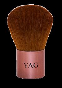 YAG Kabuki brush