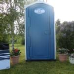 Toalett utsida