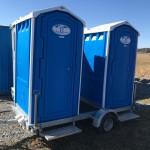 Toalettvagn utsida