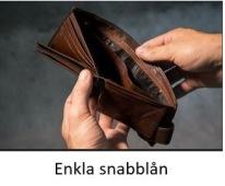 Snabba pengar genom lån