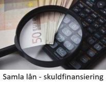 Lån till skuldsatta personer
