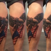 Eagle_american_flag
