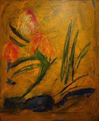 Akryl, 50 x 60 cm