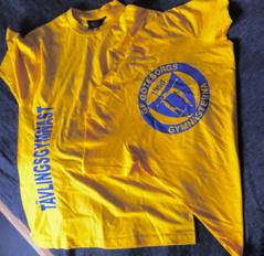 T-shirt TÄVLINGSGYMNAST - 120