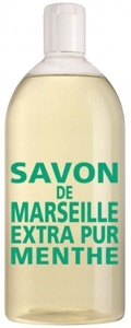 Savon de Marseille, Menthe refil