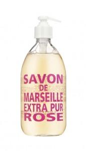 Savon de Marseille, Rose