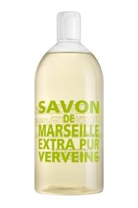 Savon de Marseille, Verbene