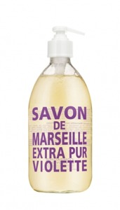 Savon de Marseille, Violette