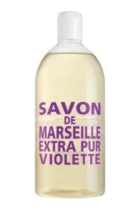 Savon de Marseille, Violette refil
