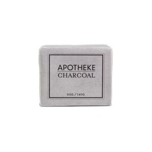 APOTHEKE Charcol fast tvål