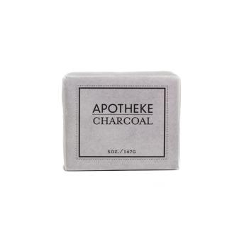APOTHEKE Charcol fast tvål -