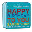 Scottish Fine Soap, HAPPY