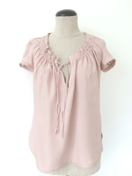 Siden blus - Small