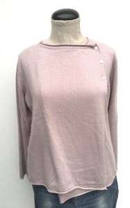 Cashmere Cardigan Dusty Pink