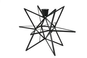 Stjärnljusstake