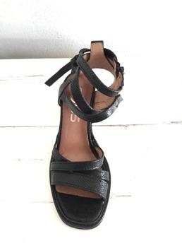 Skinn Sandal - 40