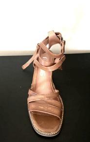 Skinn Sandal - 37