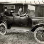 Registrerings nummer G500 år 1923