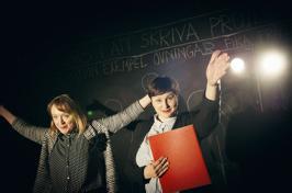 Mia Kjellkvist & Susanna Vildehav.