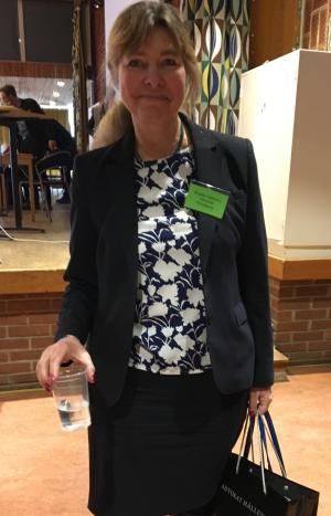 Birgitta Hållenius