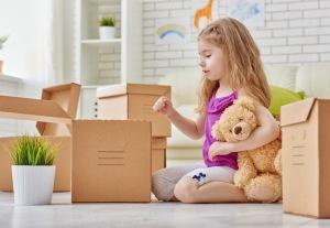 PappaBarn - Att flytta med barn