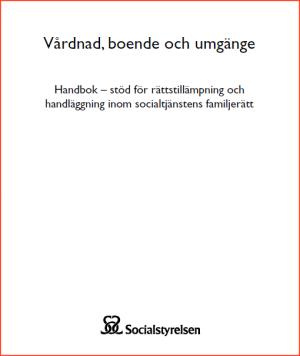PappaBarn - Handbok vårdnad, boende och umgänge