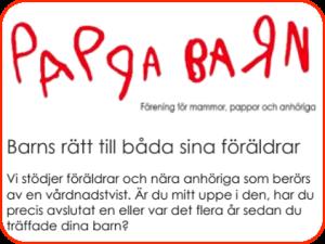 PappaBarn - Broschyr