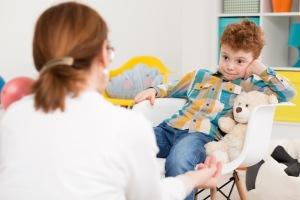 Kunskapsstöd - Samtala med barn