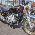 1976 Honda GL1000 Goldwing LTD right