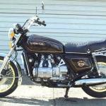 Honda GL 1000 LTD 1976